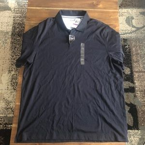 NWT TASSO ELBA SIGNATURE POLO SHIRT SHORT SLEEVE